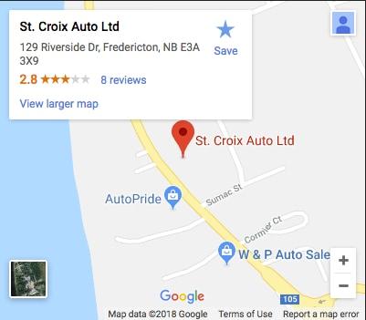 St Croix Auto >> St Croix Auto Ltd Group Site New Dealership In St Stephen Nb