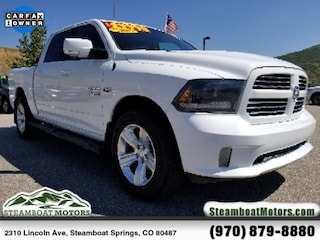 Used 2015 Ram 1500 Sport Truck in Steamboat Springs, CO