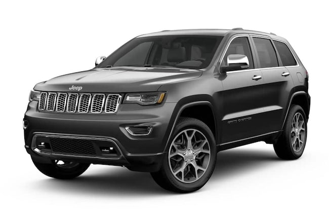 New 2019 Jeep Grand Cherokee OVERLAND 4X4 Sport Utility For Sale/Lease Steamboat Springs, CO