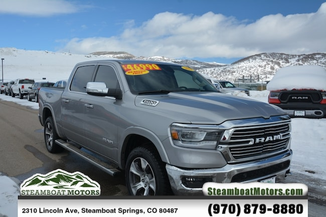 Used 2019 Ram 1500 Laramie Truck For Sale Steamboat Springs CO