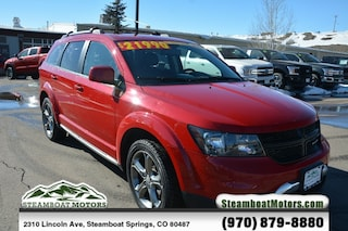 Used 2017 Dodge Journey Crossroad SUV in Steamboat Springs, CO