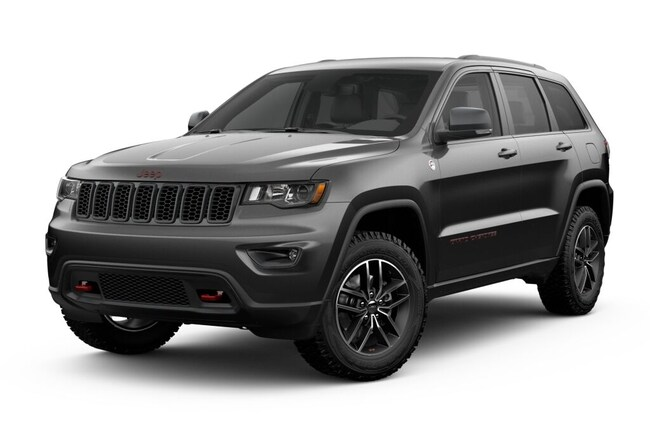 New 2019 Jeep Grand Cherokee TRAILHAWK 4X4 Sport Utility For Sale/Lease Steamboat Springs, CO