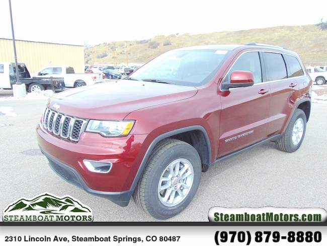 New 2019 Jeep Grand Cherokee LAREDO E 4X4 Sport Utility For Sale/Lease Steamboat Springs, CO