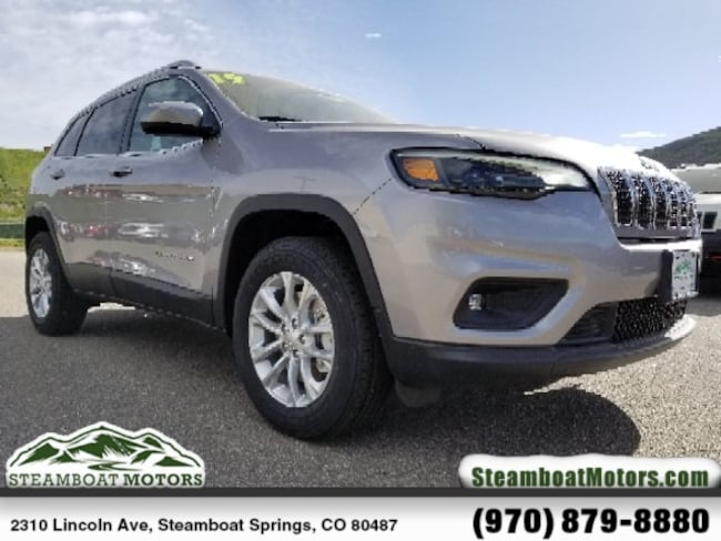New 2019 Jeep Cherokee LATITUDE 4X4 Sport Utility For Sale/Lease Steamboat Springs, CO