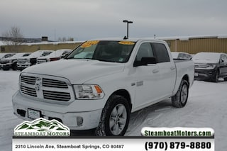 Used 2017 Ram 1500 Big Horn Truck in Steamboat Springs, CO