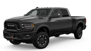 New 2019 Ram 2500 POWER WAGON CREW CAB 4X4 6'4 BOX Crew Cab For Sale/Lease in Steamboat Springs, CO