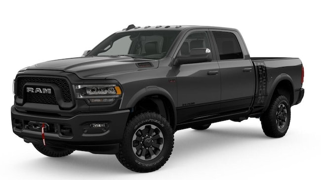 New 2019 Ram 2500 POWER WAGON CREW CAB 4X4 6'4 BOX Crew Cab For Sale/Lease Steamboat Springs, CO