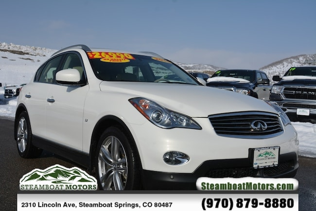 Used 2015 INFINITI QX50 Journey SUV For Sale Steamboat Springs CO