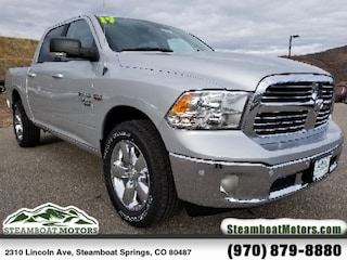 New 2019 Ram 1500 Classic SLT CREW CAB 4X4 Truck Crew Cab For Sale/Lease in Steamboat Springs, CO