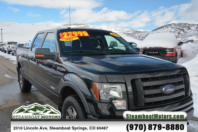 Used 2014 Ford F-150 FX4 Truck For Sale Steamboat Springs CO
