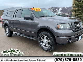 Used 2007 Ford F-150 Truck in Steamboat Springs, CO