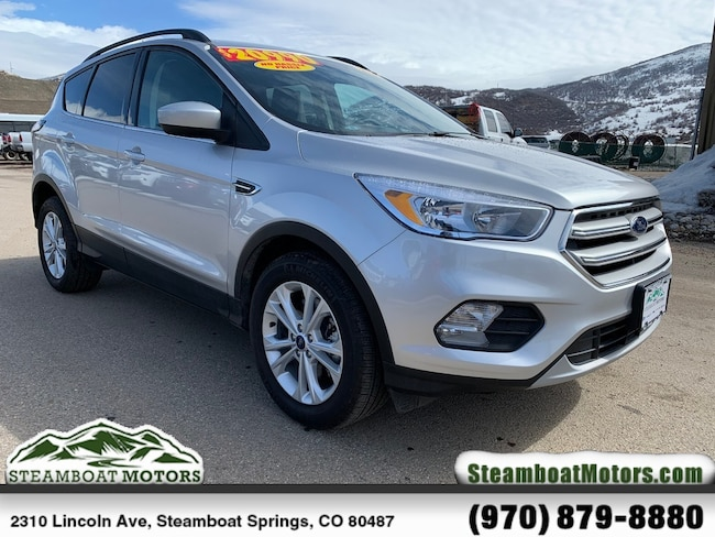 Used 2018 Ford Escape SE SUV For Sale Steamboat Springs CO