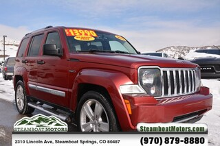 Used 2012 Jeep Liberty Limited Jet Edition SUV in Steamboat Springs, CO