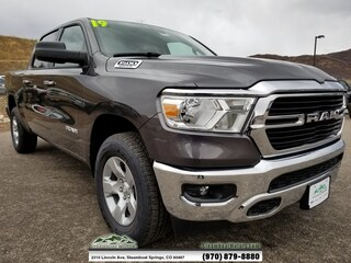 New 2019 Ram 1500 BIG HORN / LONE STAR CREW CAB 4X4 5'7 BOX Crew Cab For Sale/Lease in Steamboat Springs, CO
