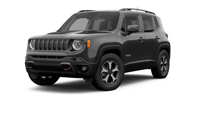 New 2019 Jeep Renegade TRAILHAWK 4X4 Sport Utility For Sale/Lease Steamboat Springs, CO