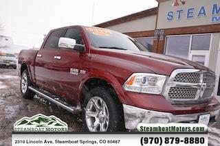 Used 2016 Ram 1500 Laramie Truck in Steamboat Springs, CO