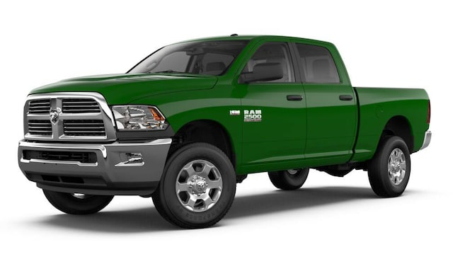 New 2018 Ram 2500 BIG HORN CREW CAB 4X4 6'4 BOX Crew Cab For Sale/Lease Steamboat Springs, CO