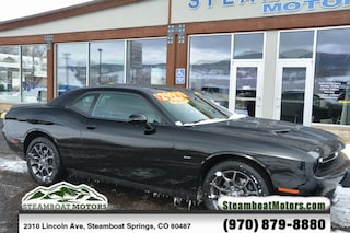 Used 2018 Dodge Challenger GT Coupe in Steamboat Springs, CO