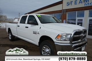 New 2018 Ram 2500 TRADESMAN CREW CAB 4X4 8' BOX Crew Cab For Sale/Lease in Steamboat Springs, CO