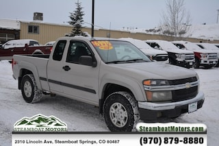 Used 2004 Chevrolet Colorado LS Truck in Steamboat Springs, CO