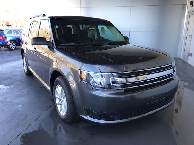 New 2018 Ford Flex SE Crossover in Burlington NC