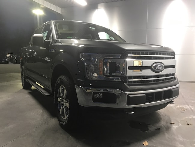 New 2018 Ford F-150 XLT Truck in Burlington NC