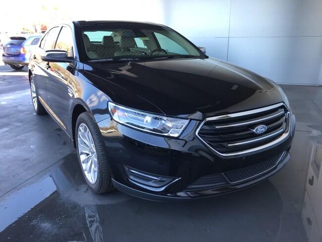 New 2018 Ford Taurus Limited Sedan in Burlington NC