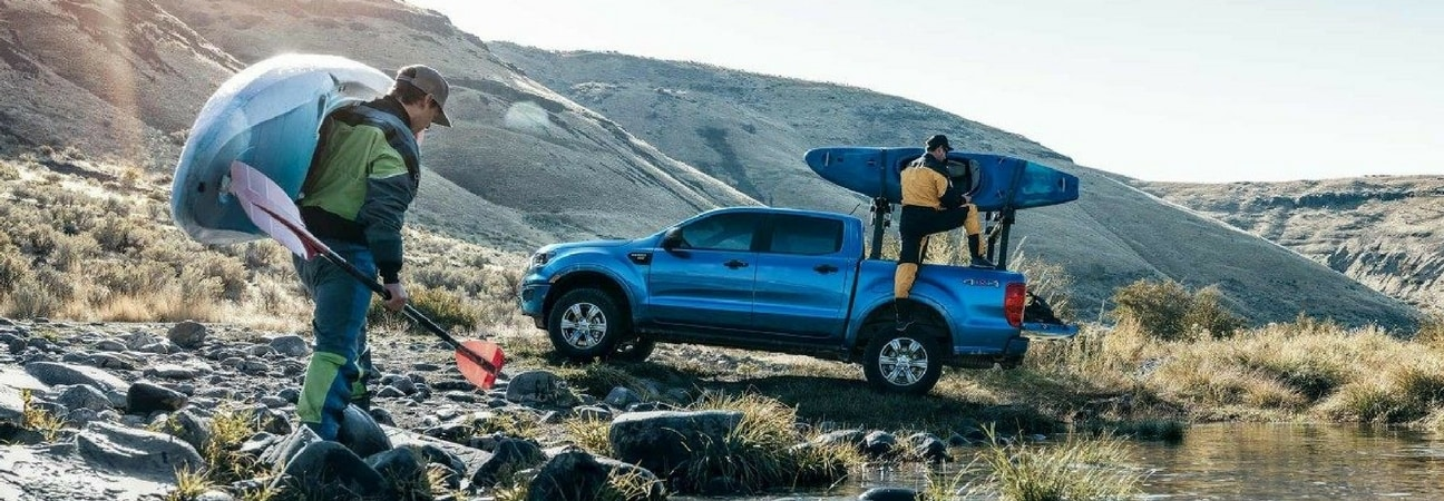 Return of a Legend: The 2019 Ford Ranger Midsize Pickup