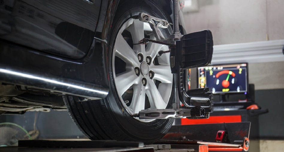 Tire Alignment in Halifax, NS