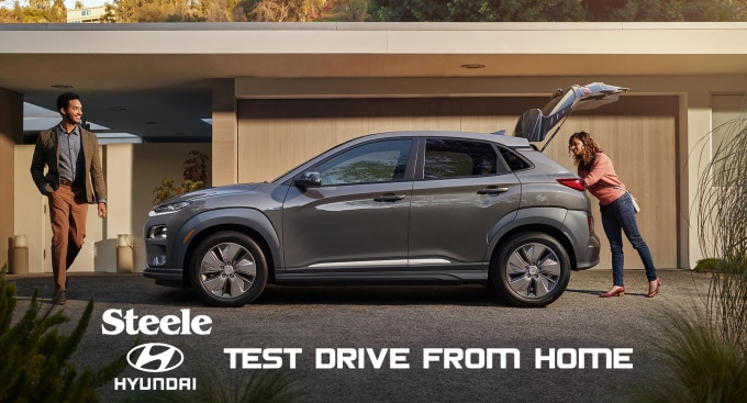 Steele Hyundai Test Drive From Home in Halifax HRM