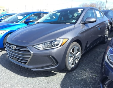 2018 Hyundai Elantra LIMITED Sedan