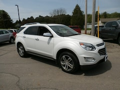 Used 2016 Chevrolet Equinox LTZ SUV for sale in Yorkville, NY