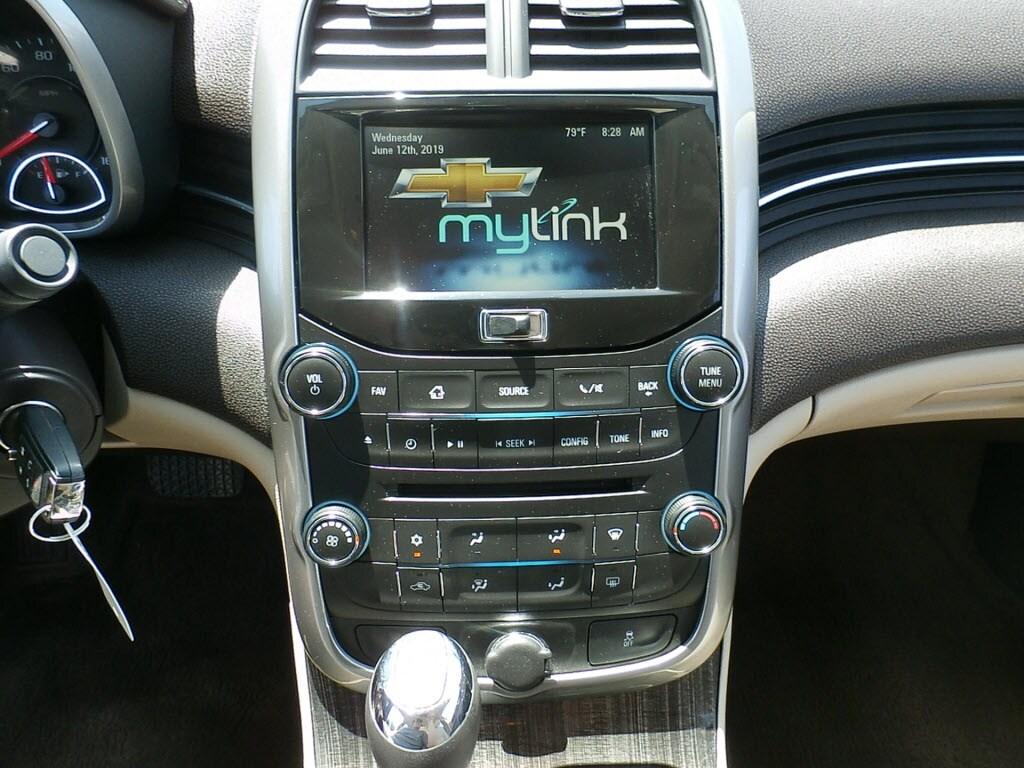 2014 Chevy Malibu Auto Stop Disable