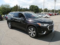 Used 2018 Chevrolet Traverse LT Leather SUV for sale in Yorkville, NY