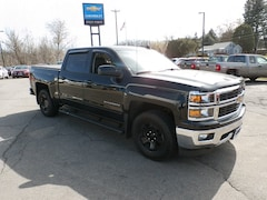 Used 2015 Chevrolet Silverado 1500 LT Truck Crew Cab for sale in Yorkville, NY