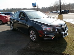 Used 2015 Chevrolet Cruze 1LT Auto Sedan for sale in Yorkville, NY