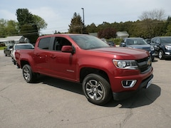 Used 2015 Chevrolet Colorado Z71 Truck Crew Cab for sale in Yorkville, NY