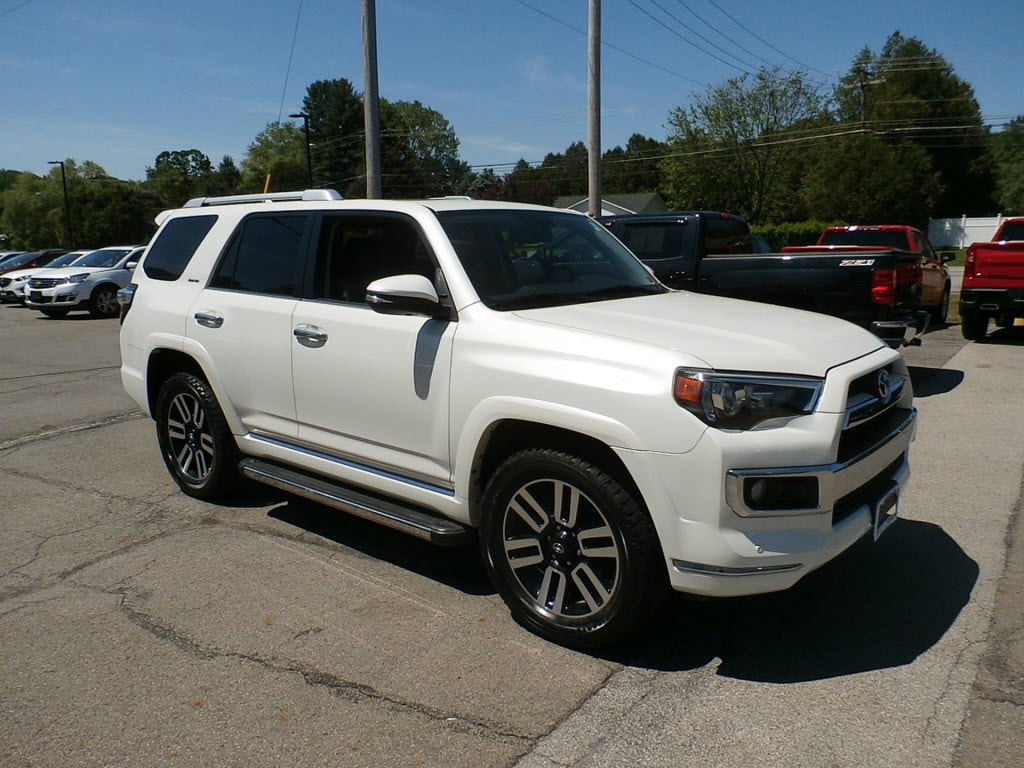 Featured Pre-Owned 2014 Toyota 4Runner 4WD SR5 SUV for sale near you in Johnstown, NY