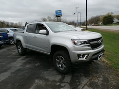 Used 2016 Chevrolet Colorado Z71 Truck Crew Cab for sale in Yorkville, NY