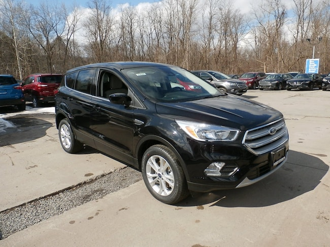 New 2019 Ford Escape SE SUV Yorkville
