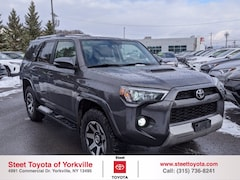 2017 Toyota 4Runner TRD Off Road Premium SUV Utica New York
