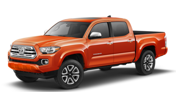 Buy Or Lease A New 2018 Toyota Tacoma At Steet Toyota Of Yorkville