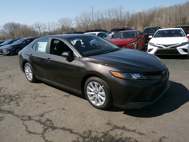 New 2019 Toyota Camry LE Sedan 19227 in Johnstown, NY