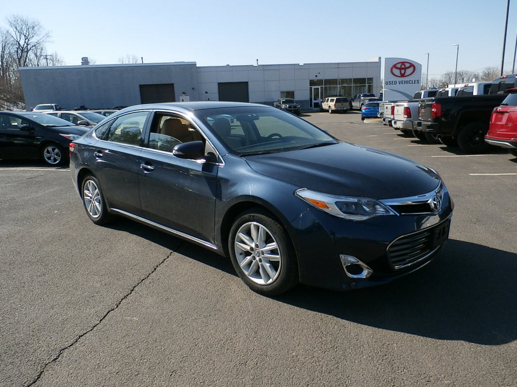 Featured Pre-Owned 2015 Toyota Avalon XLE Sedan for sale near you in Johnstown, NY