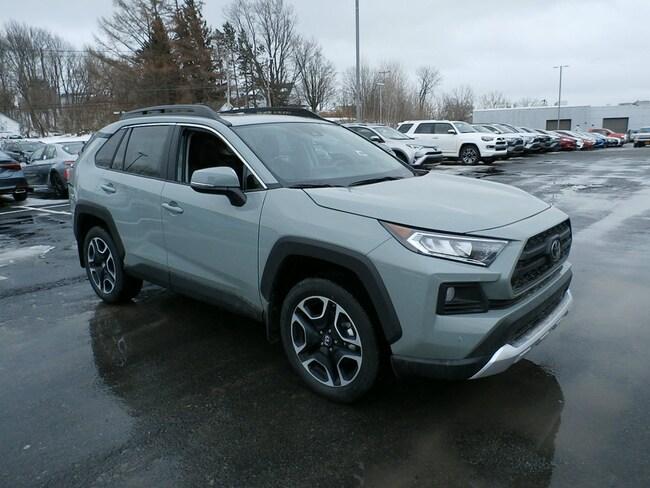 New 2019 Toyota RAV4 in Johnstown, NY