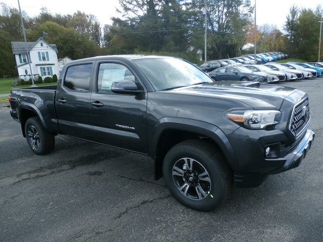 New 2019 Toyota Tacoma TRD Sport V6 Truck Double Cab 19055 in Johnstown, NY