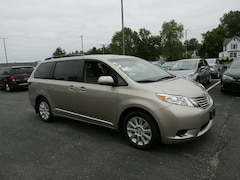 Used 2015 Toyota Sienna LE Van for sale in Yorkville, NY