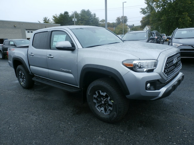 New 2019 Toyota Tacoma TRD Off Road V6 Truck Double Cab 19037 in Johnstown, NY