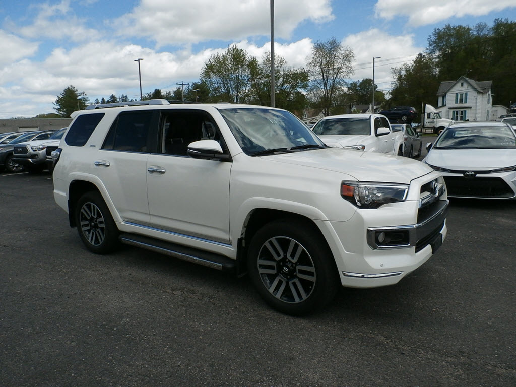 Featured Pre-Owned 2016 Toyota 4Runner Limited SUV for sale near you in Johnstown, NY