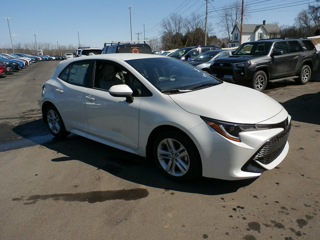 Featured New 2019 Toyota Corolla Hatchback for sale near you in Johnstown, NY